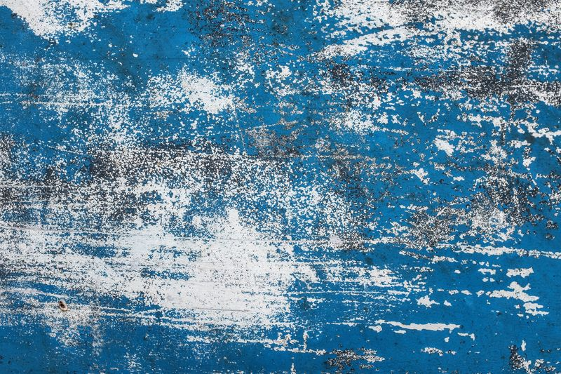 Backgrounds Full Frame Abstract Textured  Pattern Blue Close-up