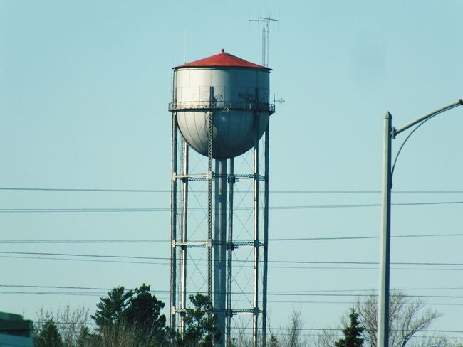 Water Tower Town Water Tower Pics Towers And Sky Towers View Water Tower Top Sky_scapes Skyscape