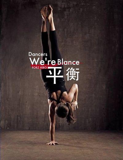 We're the balance Dance Dancers Forzdancers Followback Like Forzhiro