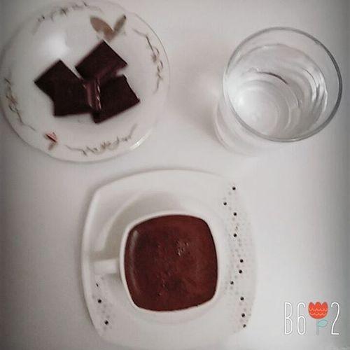 Sütlü Türkkahvesi çikolata