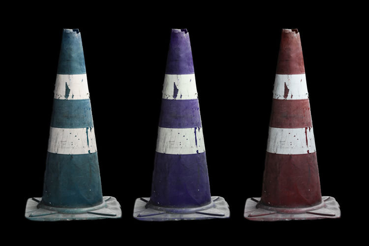 Conical traffic