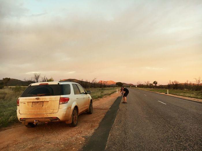 The Drive Roadtrip Australia Dirtycar Nt WA Lifeinthefastlane Road Outbackaustralia Outbacktruckers