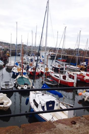 Boats in the
