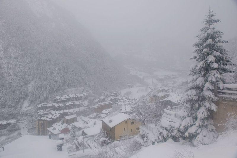 Principat D'Andorra The Places I've Been Today Exploring Landscape Snow Winter Wonderland