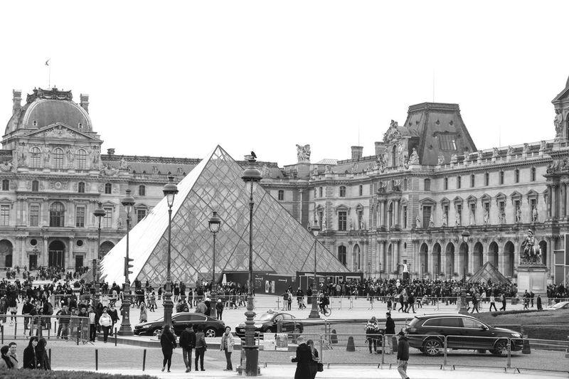 Le Louvre Check