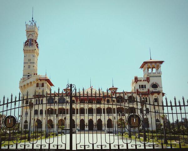 Egypt Eyeem Egypt Elmontazah Traveling Palace Luxury Alexandria Gate Architecture Architecturelovers