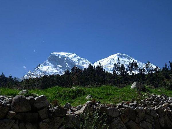 Ustedno Elsureselnorte CordilleraBlanca Peru Santacruz Nevado Montana Instatravel Travelphoto