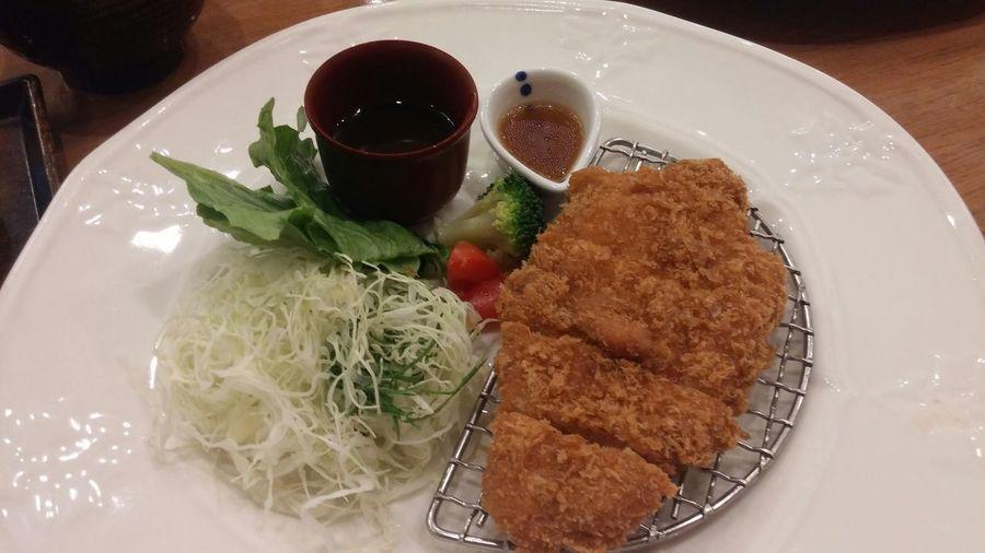 Japanese Food Ootoya Tonkatsu Dining Delicious Yummy