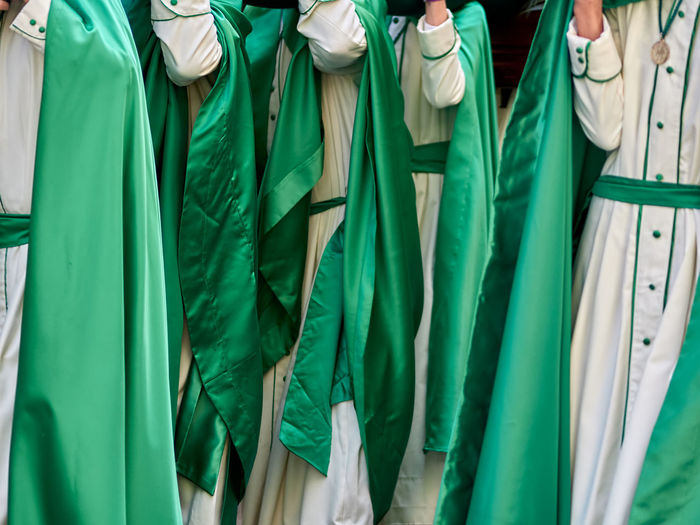 Holy Week Xativa Procession of the palms, Easter Sunday Xàtiva, Valencia, Spain Day Travel Tourism People Procession Religion Christian Catholic Easter Week Religious  Sunday Palm Holy Spirituality Spaın Tourist Street Tradition Traditional Celebration Devotion Holiday Passion Culture