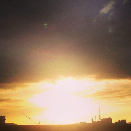 The Summer Sky Sunset