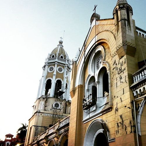 Oldchurch Iglesia Cascoviejo PanamaCity panamapanamáoldtowntravelsphotographytraditional What I Value