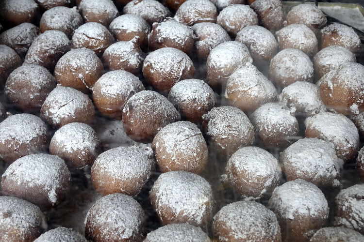 Fresh Baked Abundance Backgrounds Baked Close-up Curd Cheese Balls Day Food Freshness Full Frame Indoors  Large Group Of Objects Nature No People Pastries Quarkbälle