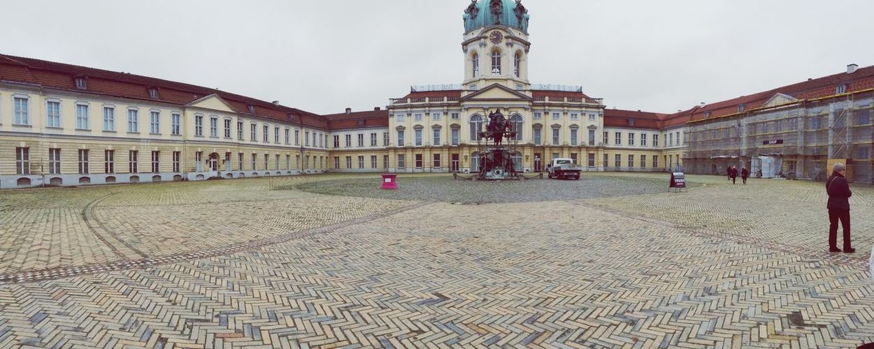 The Places I've Been Today Germania