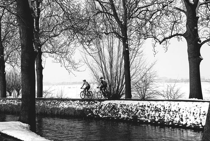 Beauty In Nature Bikecycle Bikers Day Nature People Real People Water