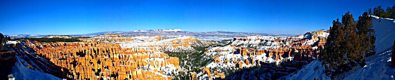 Bryce Canyon USA Vacation Snow Snow ❄ View