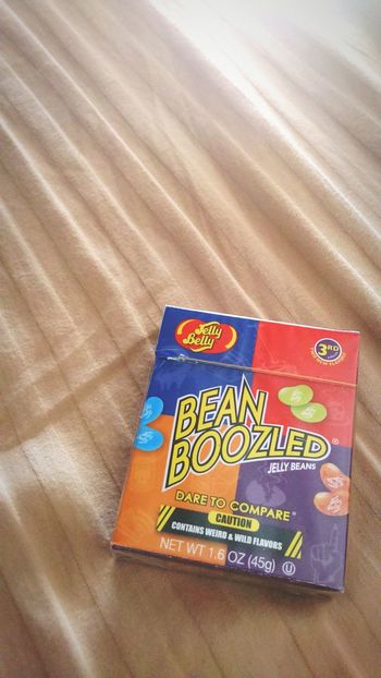 Let's play :) pick your poison Beanboozled Jellybeans Jellybelly Guesswhat First Eyeem Photo