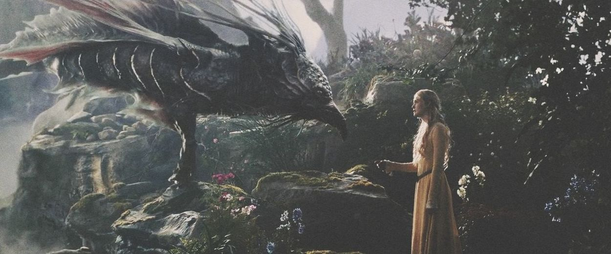 Maleficent Aurora Moors Angelina Jolie Sleeping Beauty Disney Elle Fanning