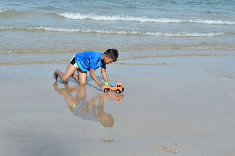 Hin Ngam Beach,