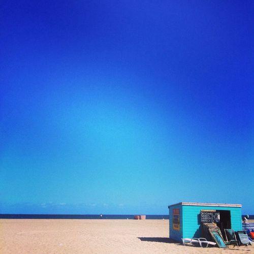 Summer Summertime Beach Skyporn