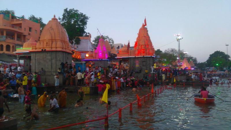 Morning Ujjain Simhastha Festival ,Ujjain ,India Simhastha 2016 Simhasth Photography Justclick Early Morning