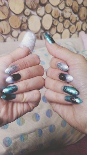 stiletto nail mani Naildesign Nailart  Stilettonails Nails