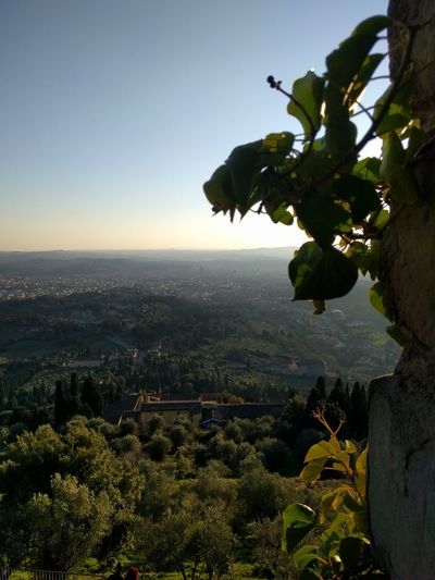 Florence seen from Fiesole ....dicono che sia la madre di Firenze Sunset Outdoors Travel Destinations Nature No People Tuscany Toscana Traveling Culture & History Eating Steak Gastronomia Toscana Weekend Off Fiesolani say that Fiesole is the mother of Florence Vista Panorámica Visiting Relax
