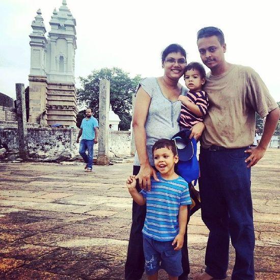 Royden & family
