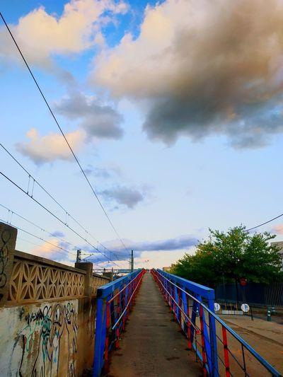 Blue Bridge of