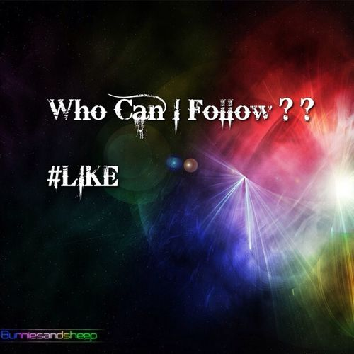 WhoCanIFollow  Followme Like