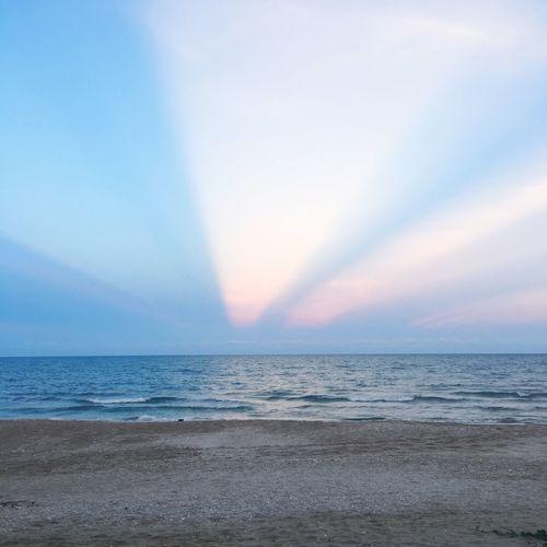 Sea Water Sky Scenics - Nature Beauty In Nature Land Beach