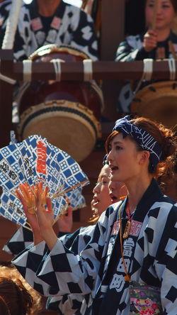 富田町の姐さん Girls CanonFD  Festival Photowalk #oldlens