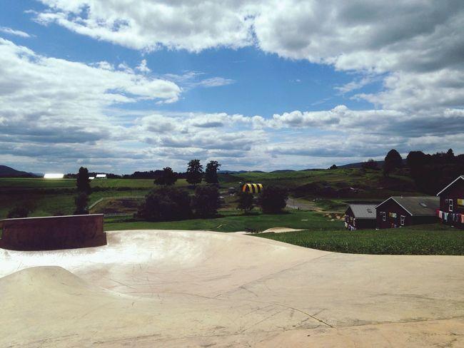 woodward skies are the best kinda skies. Campwoodward  Woodward Skateboarding Snake Run