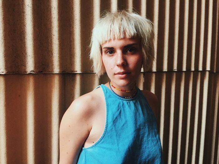 Carla Woman Woman Portrait Natural Light Portrait Golden Hour