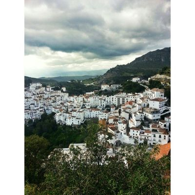 Casares. Photography Instagram SPAIN Village Igwales Coast Spanish Street