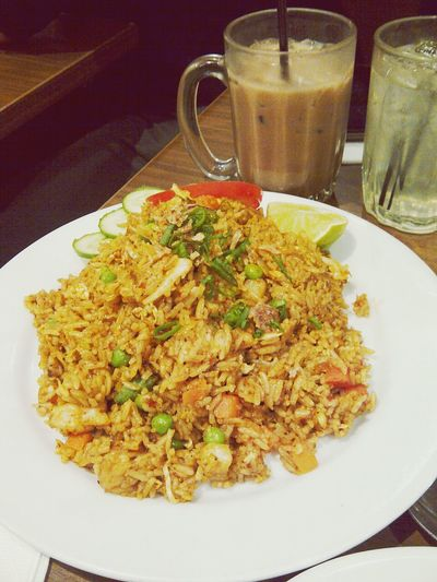 Nasi Goreng! Malaysian Food Trying Something New Spice It Up Dinner