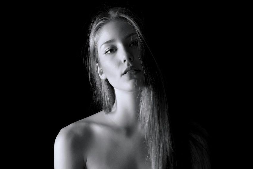 Elf Princess Black & White Monochrome Blackandwhite Photography