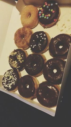 Grosse Donuts en Masse