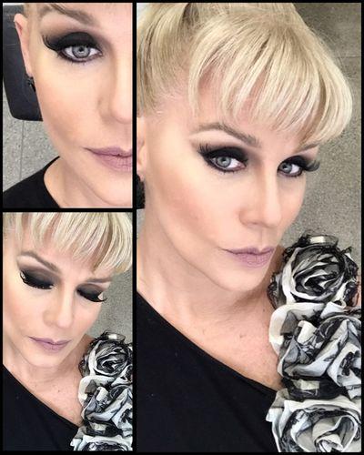 Makeup Job That's Me! EyeEm ErikaFaltin💫 Tvhostess Fashion
