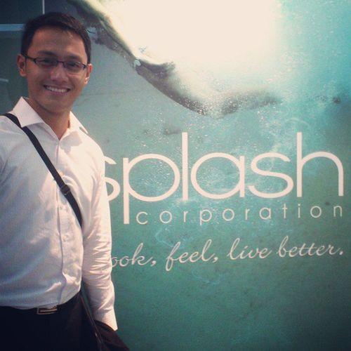 Markprof @MarkProfTop25 SplashCorporation Day1 BrandEssence BusinessModelInnovation