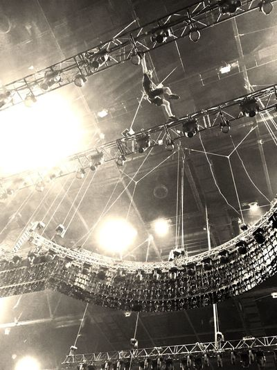 Onthestage Gig Concert Lights Spiderman Low Angle View Lighting Equipment Light Nature Electricity  Arts Culture And Entertainment Stage