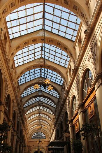 Arch Ceiling
