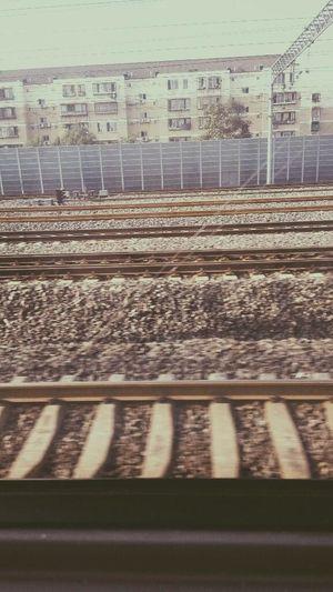 Gute Reise... The way to Beijing. Love the scenery form the trainwindow. Greeting the first sunshine in the early morning! Wunderschönen Guten Morgen <3 Guten Morgen