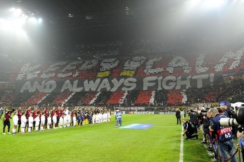 Keep Calm And Always Fight Acmilan