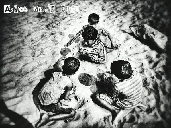 Once upon a sands of time! The Street Photographer - 2015 EyeEm Awards Children Photography Beautiful Bangladesh EyeEm Best Edits