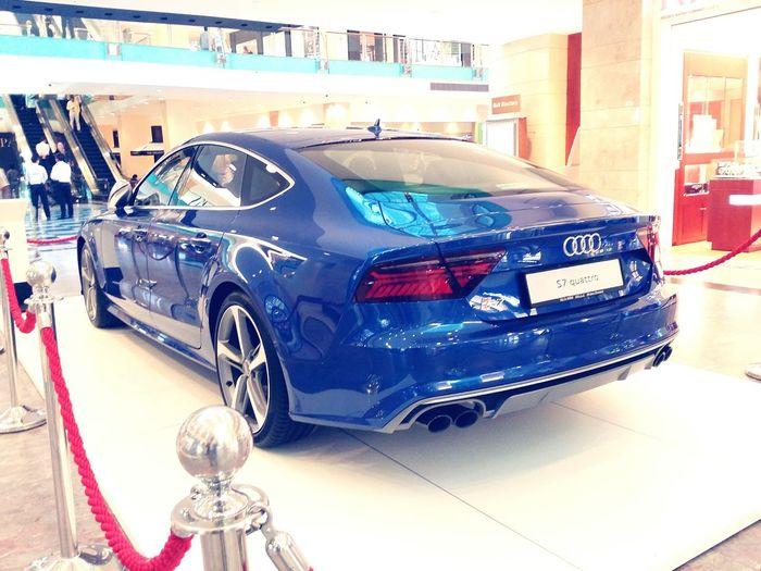 AudiS7 Audi