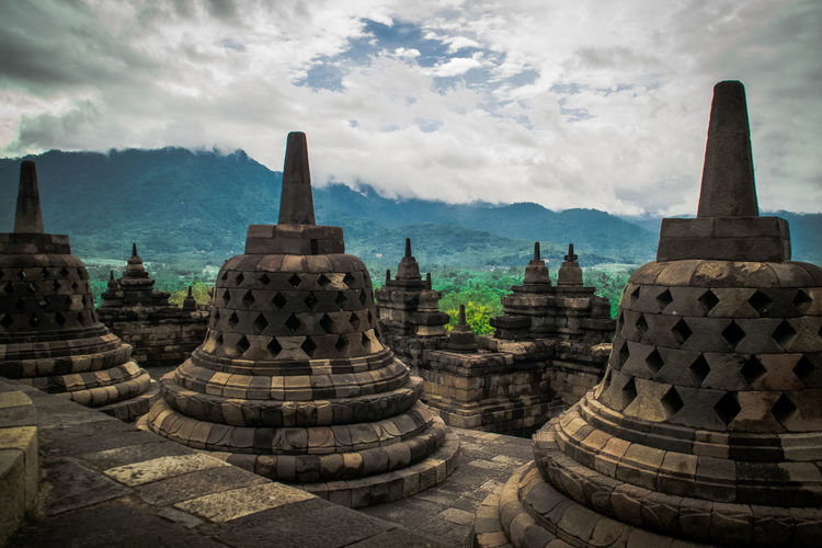 borobudur central java Borobudur Borobudur Temple Central Java Ancient Civilization Dawn Place Of Worship Urban Skyline Spirituality Old Ruin Ancient Business Finance And Industry Religion History Monument Cityscape My Best Travel Photo