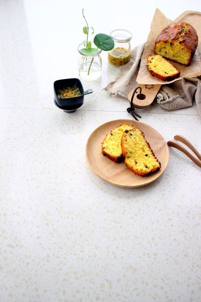 Lemon By Motorola Food Photography Food Porn Handmade Delecious Enjoying Life Passion fruit pound cake