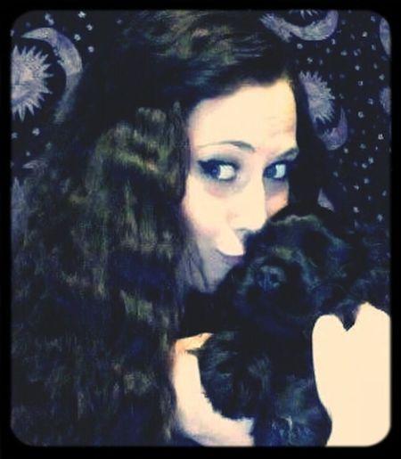 Back when Gatsby was a little pup! PuppyLove Gatsbynigel Cockerspaniel ?❤