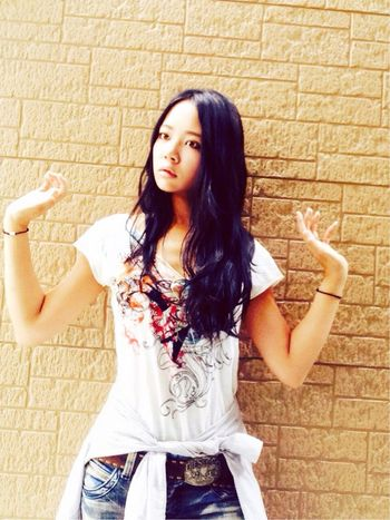 Today's Fashion Rock Shooting Photoshooting Model Codenate SoraNagata Modeling Modeling Shoot