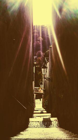 Instagram: deadlyidea Architecture Built Structure No People Outdoors Sunbeam Nature Sky Day Instagramturkey Instagram_turkey Stairs Stairway Stairs & Shadows Vintage Photography Vintage Camera Bohemian Retromatic Retrica✌ Tumblrpost_ Feeling Wisdom Dramatic Lighting Polaroid Retro Melancholic